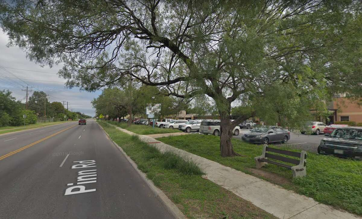 A woman was struck and killed by a vehicle Wednesday near Cable Elementary School, police said.