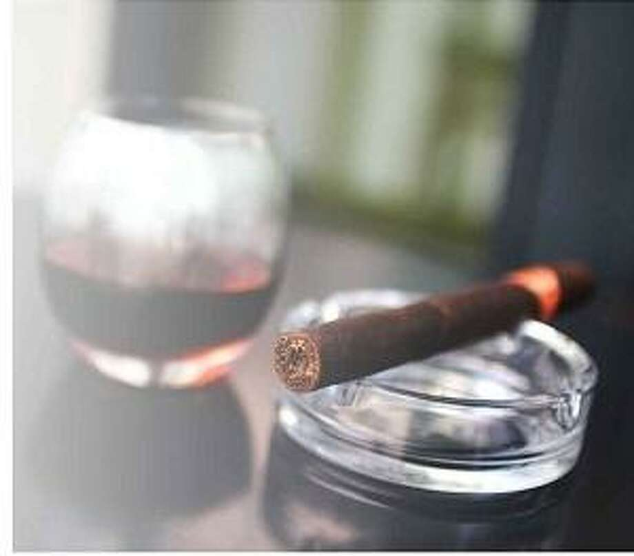 Havana on 25 Cigar Lounge, 446 Main St., will host cigars and whiskey flights to benefit the Rotary Club of Monroe from 7 to 9 p.m. May 9, 2019. Photo: Contributed / Rotary Club Of Monroe