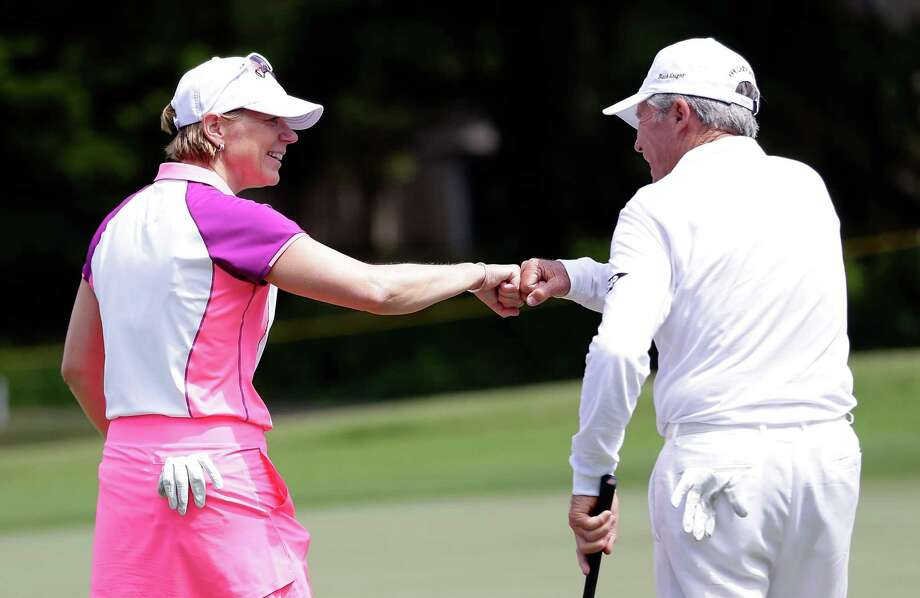 GOLF: Four LPGA legends to compete in 3M Greats of Golf at
