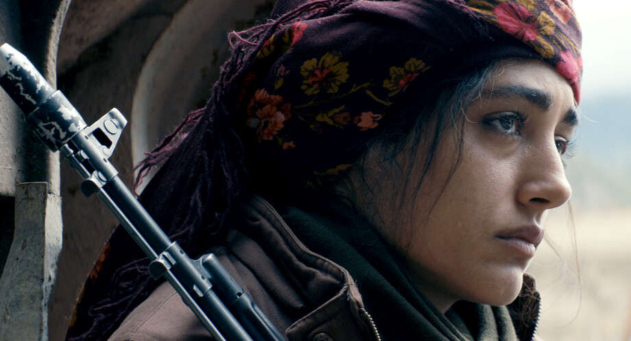 Inspired by real-life women warriors in Kurdistan, movie