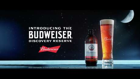 Budweiser unveiled its new Discovery Reserve American Red Lager, a limited-edition beer brewed to celebrate the 50th anniversary of the Moon landing.