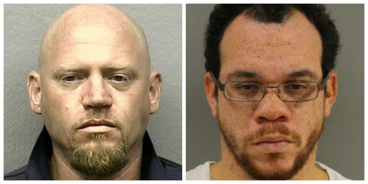 John Indridson (right) is currently wanted by police. Lamar Sanders (left) was arrested and charged with two counts of aggravated kidnapping and two counts of aggravated assault.