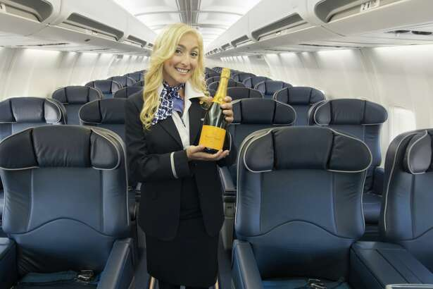 Kaiser Air flies all-business class 737s on a regular schedule between Oakland and Kona on Hawaii's big island.