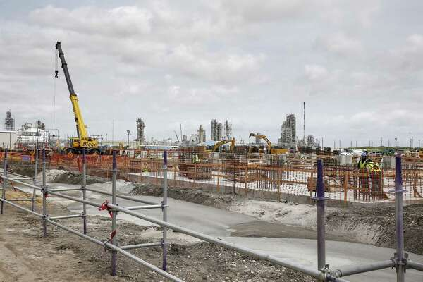 LyondellBasell progresses on $2 4 billion petrochemical expansion