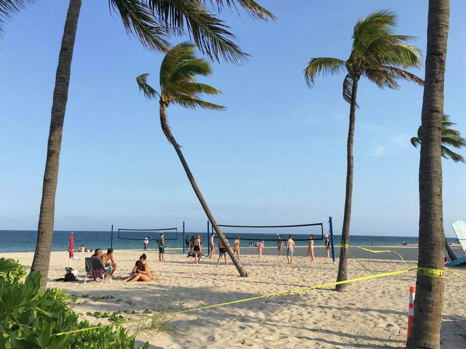 Fort Lauderdale has room for more sophisticated travelers, especially when Spring Break ends. Photo: Martin W.G. King / For Hearst Connecticut Media Group
