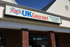 UK Gourmet in Bethel is a specialty shop with a British accent.