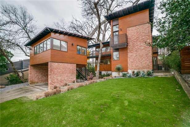 The lead singer of choral rock band Polyphonic Spree, Tim DeLaughter, just listed his Dallas residence.