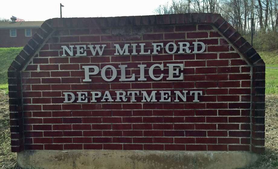 The New Milford Police Department Photo: Hearst Connecticut Media File Photo / Greater New Milford Spectrum