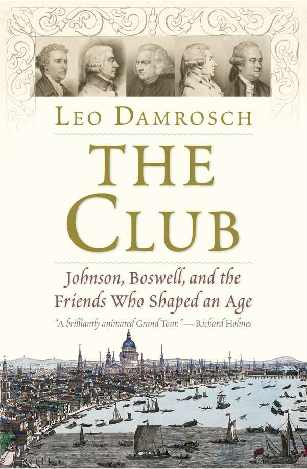 The Club: Johnson, Boswell and the Friends who Shaped an Age Photo: Yale, Handout