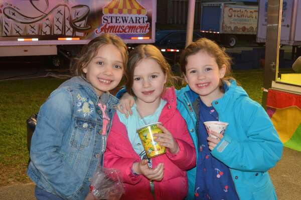The Trumbull Rotary's 31st annual carnival takes place at Hillcrest Middle School April 16-20,2019. Were you SEEN on opening day?