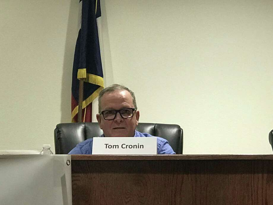 Incumbent, Councilman Tom Cronin, owns a business in the historic district, has lived in the city eight years, and was recently appointed to the place 5 in December to fill a vacancy. Photo: Meagan Ellsworth / Meagan Ellsworth