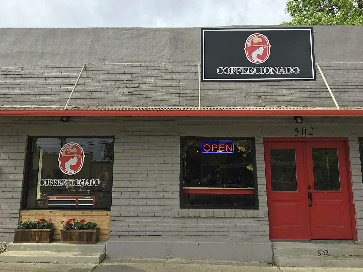 Coffeecionado, a new South Side coffee shop and coffee roaster specializing in Colombian coffee.