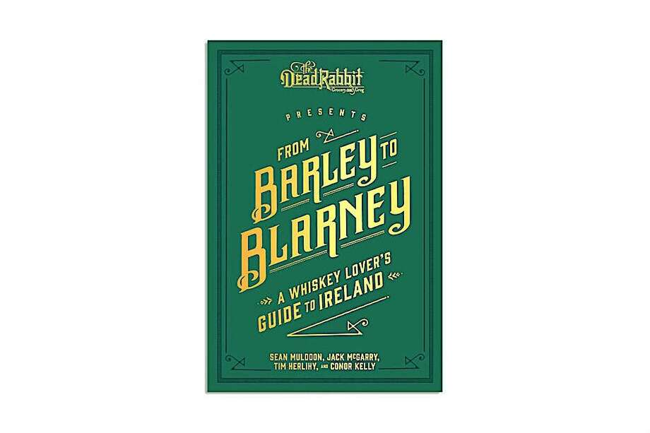 """Bethel's Byrds Books is hosting drink historian Tim Herlihy, co-author of """"From Barley to Blarney: A Whiskey Lover's Guide to Ireland,"""" for a signing party at Bethel's J. Lawrence Downtown April 30. Photo: Byrds Books / Contributed Photo"""