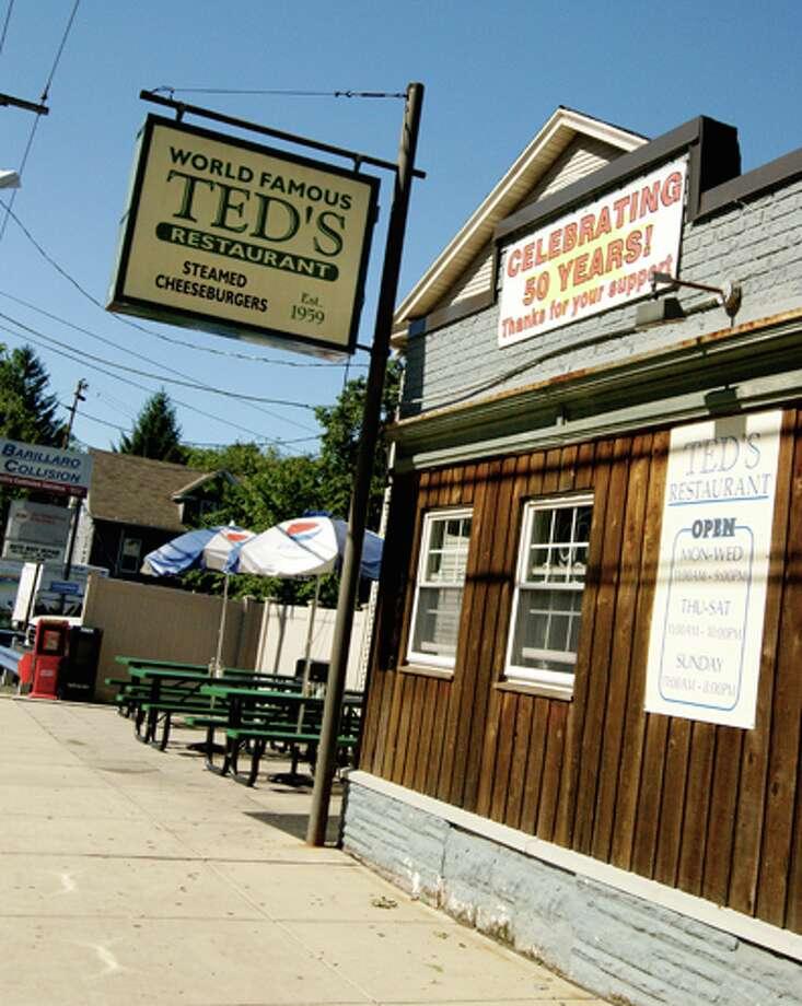 Ted's in Meriden, Conn. Photo: Tedsrestaurant.com