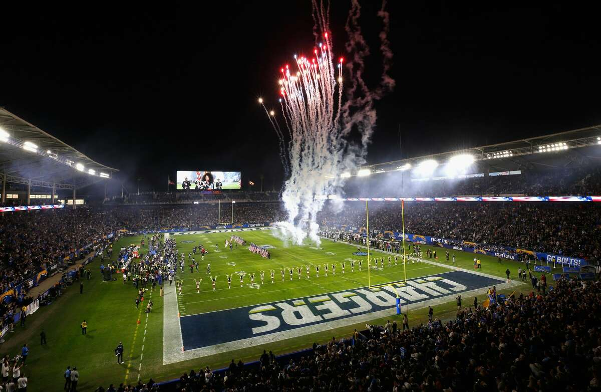 WEEK 3 Sunday, Sept. 22 at Los Angeles Chargers, 3:25 p.m. at Dignity Health Sports Park