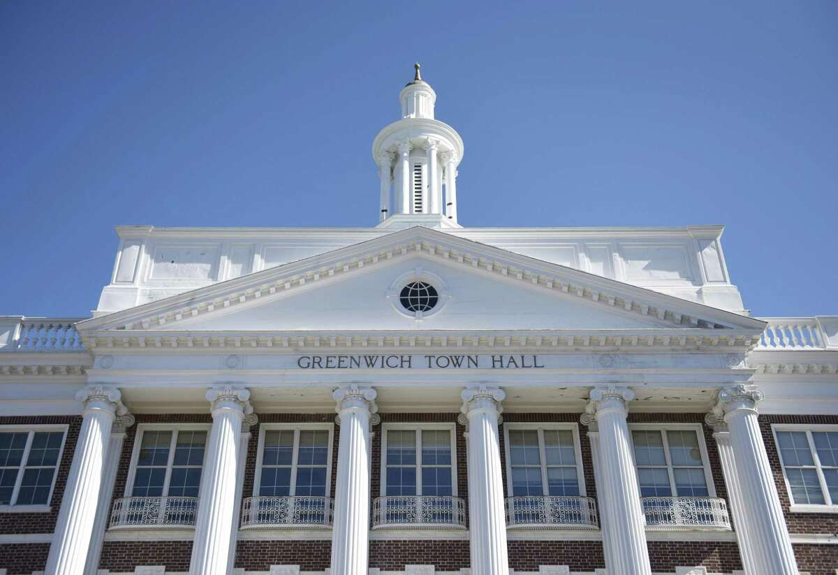 Town Hall in Greenwich