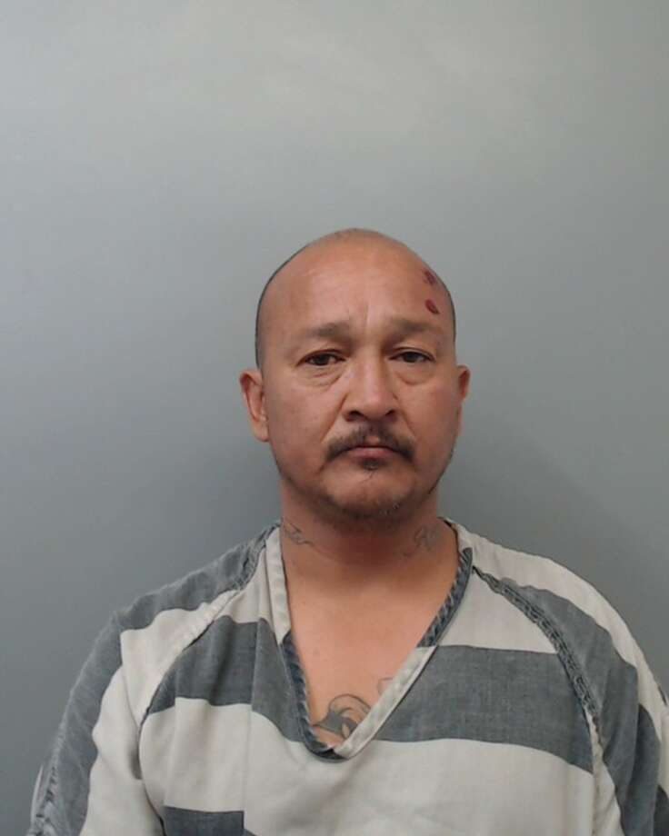 Ignacio Alvarez Jr., 48, was charged with evading arrest with a vehicle, reckless driving, driving while intoxicated (third offense or more), resisting arrest, reckless driving and smuggling of a person. Photo: Webb County Sheriff's Office