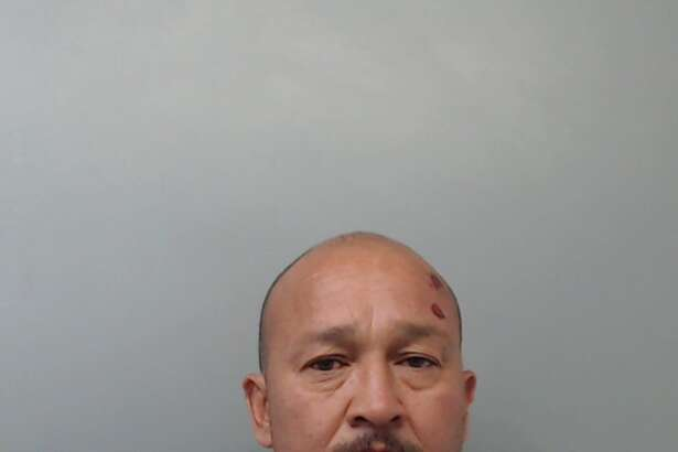 Ignacio Alvarez Jr., 48, was charged with evading arrest with a vehicle, reckless driving, driving while intoxicated (third offense or more), resisting arrest, reckless driving and smuggling of a person.