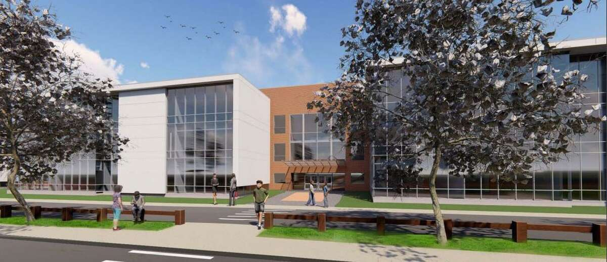 Construction of a new middle school in Middletown on Wilderman's Way, which will incorporate sixth graders at Keigwin Middle School and seventh and eighth graders at Woodrow Wilson Middle School, will begin at the end of June.