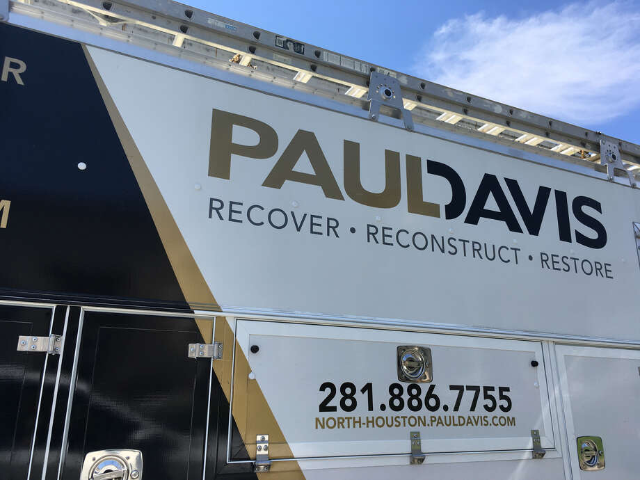 Paul Davis Restoration provides restoration services to residential and commercial properties after water damage, flooding and fire. Photo: Katherine Feser  /  Houston Chronicle