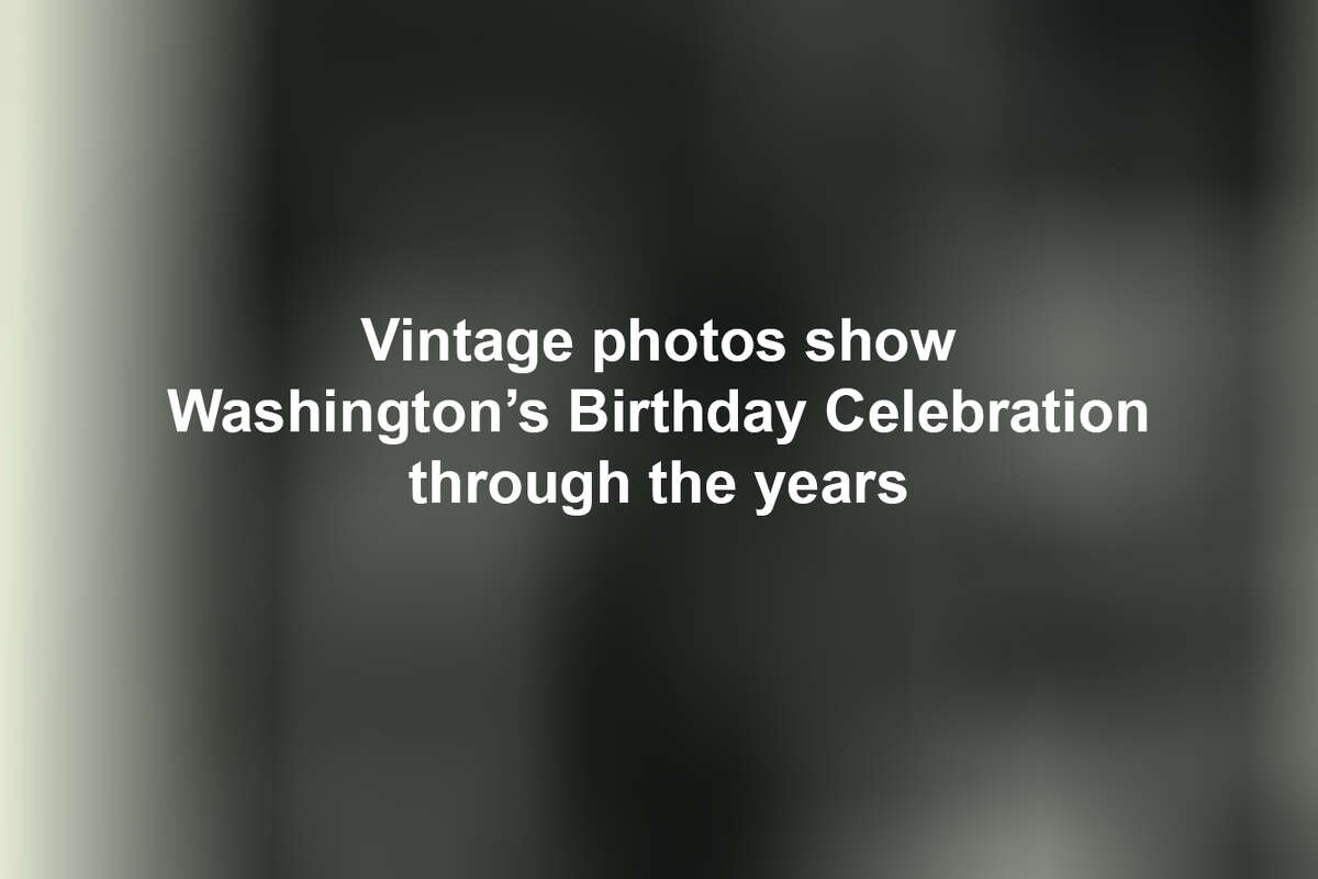 Keep scrolling to see scenes from Laredo's Washington's Birthday Celebration over the years.