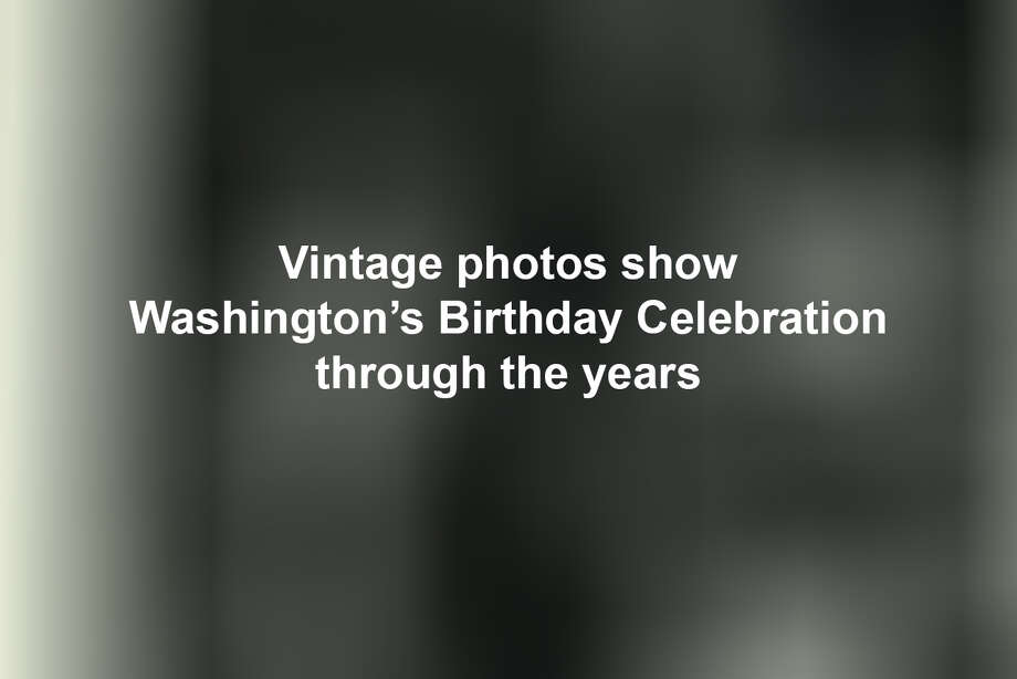 Keep scrolling to see scenes from Laredo's Washington's Birthday Celebration over the years. Photo: Philip True
