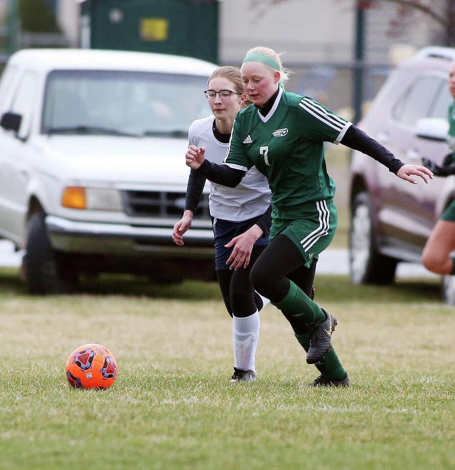 Capac at EPBP — Soccer Photo: Paul P. Adams/Huron Daily Tribune