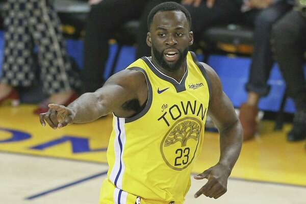 the best attitude da596 36dff Draymond Green lost 23 pounds to get ready for the Warriors ...
