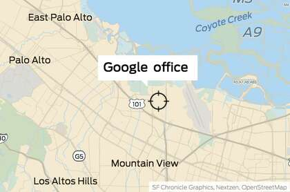 Measles at the Googleplex: Infected Google employee may have ... on mount view ca map, google bayview campus location, google boulder campus map, el centro college campus map, mountain home arkansas street map, mountain view city map, google mtn view, google campus interior, google map of cali, google campus san francisco, mountain view ca map, msu campus map, google california campus map, google campus visit, google stone mountain georgia, micron boise campus map, mountain view san francisco bay area map, hcc campus map, los angeles harbor college campus map, google corporate office campus map,