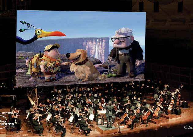 Disney Pixar's <em>UP:</em> In Concert Live to Film with the SF Symphony