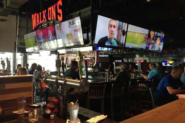 Walk-On's Bistreaux and Bar is located at 1400 Pantheon Way