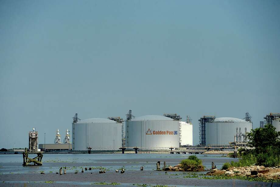 A new report by a watchdog group is questioning the feasibility of the LNG industry. Enterprise file photo Photo: Kim Brent / Kim Brent/The Enterprise / Beaumont Enterprise