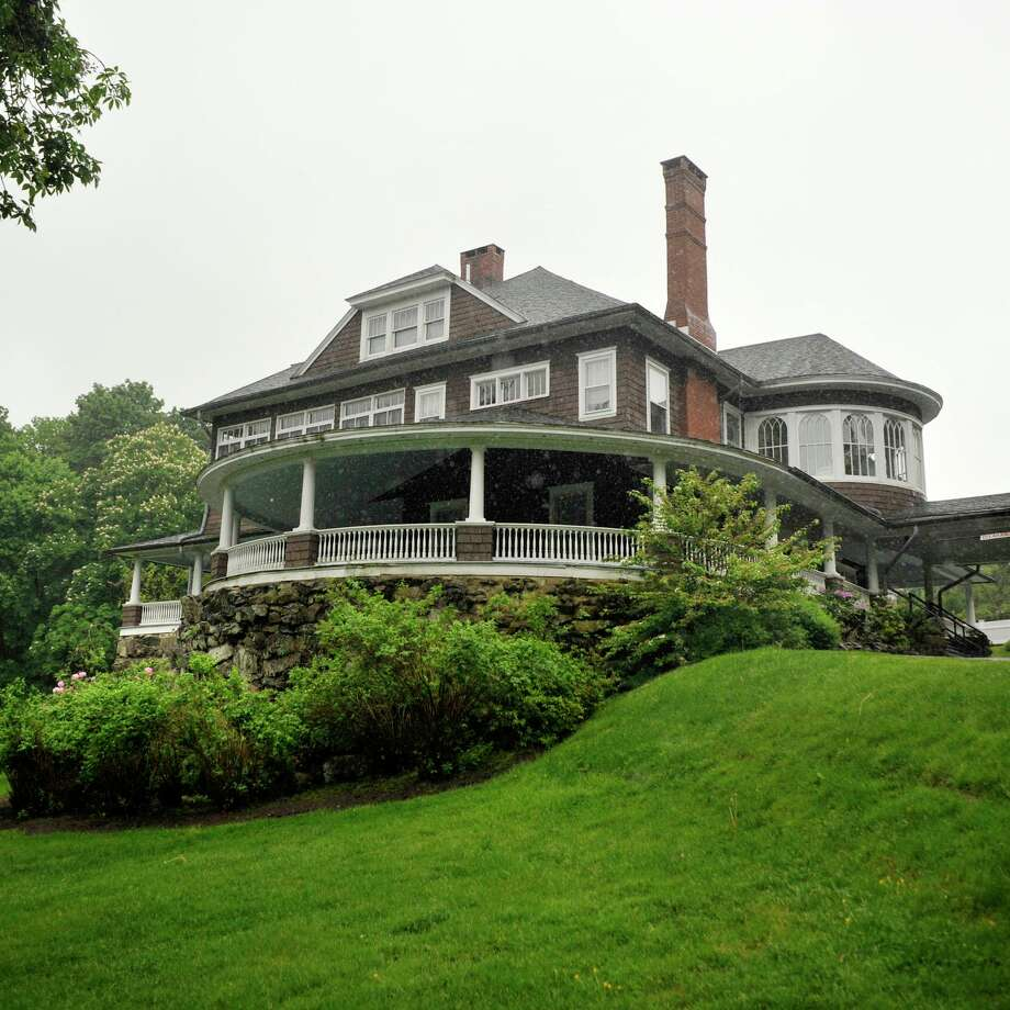 File photo of the Tarrywile Mansion in Danbury, Conn. Photo: Hearst Connecticut Media File Photo / The News-Times