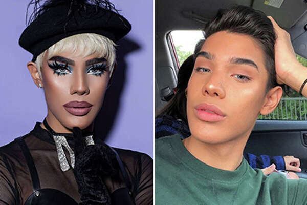 Drag queens without makeup