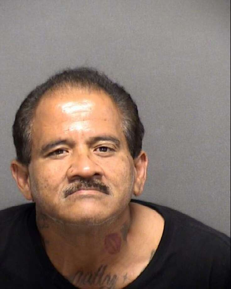 Jimmy Frank Eslora, 51, is charged with aggravated robbery. His bail is set at $50,000. Photo: Courtesy Bexar County Sheriff's Office