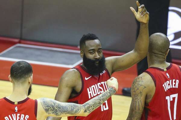 833d0d12275 Rockets blow by Jazz in Game 2 - HoustonChronicle.com
