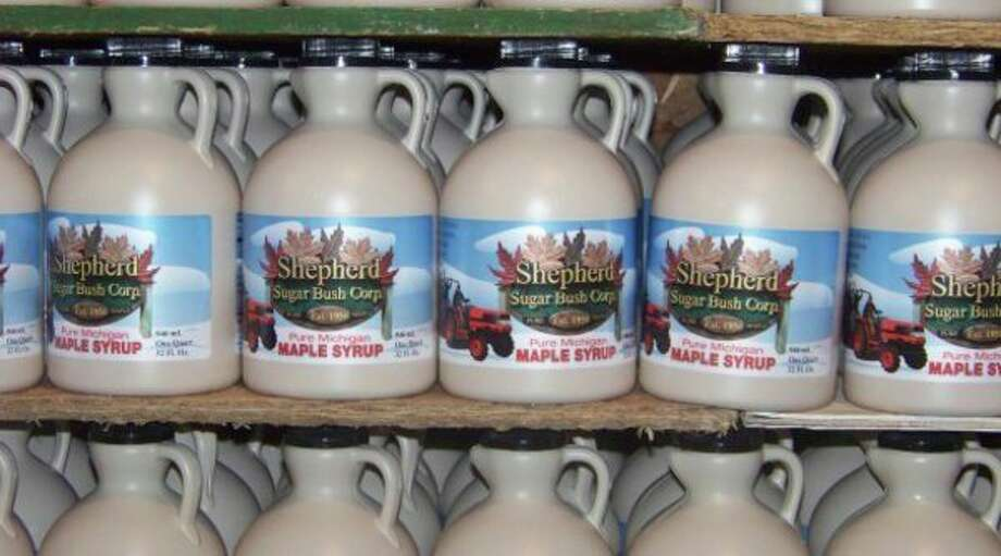 April 25-28: The Village of Shepherd will hold its 61st Annual Maple Syrup Festival. (photo provided)