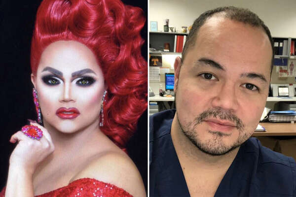 Jessica Marxx, also known as Jason Proulx, out of drag.
