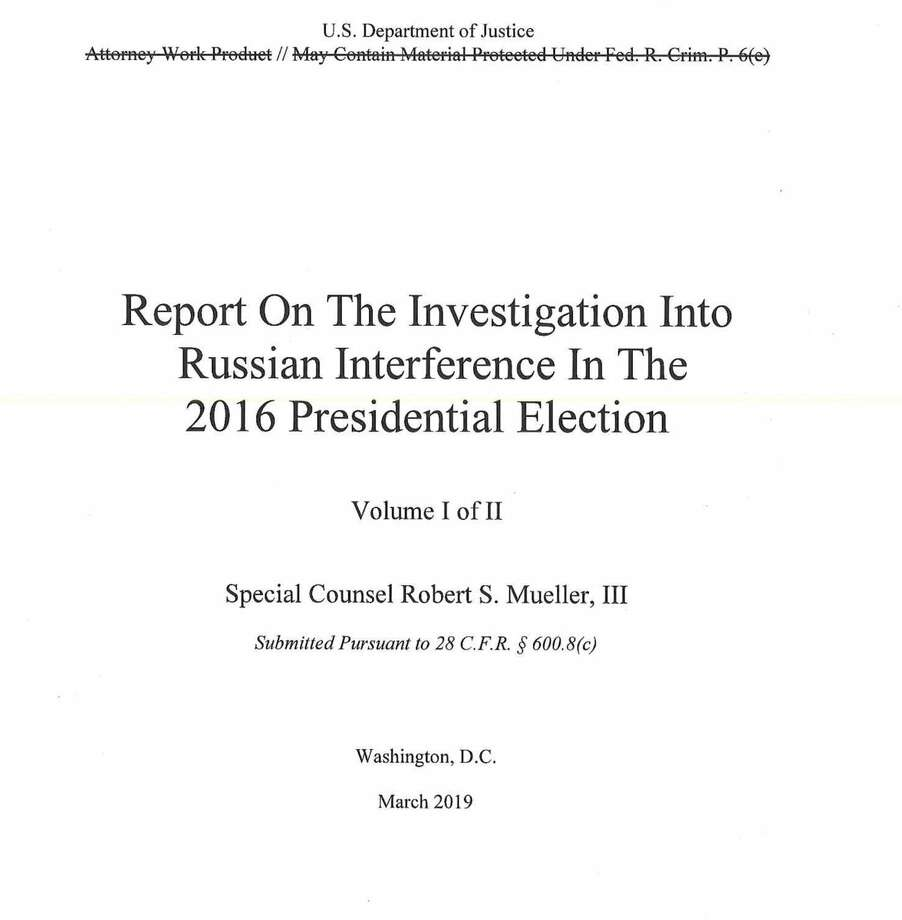 Read the Mueller report here