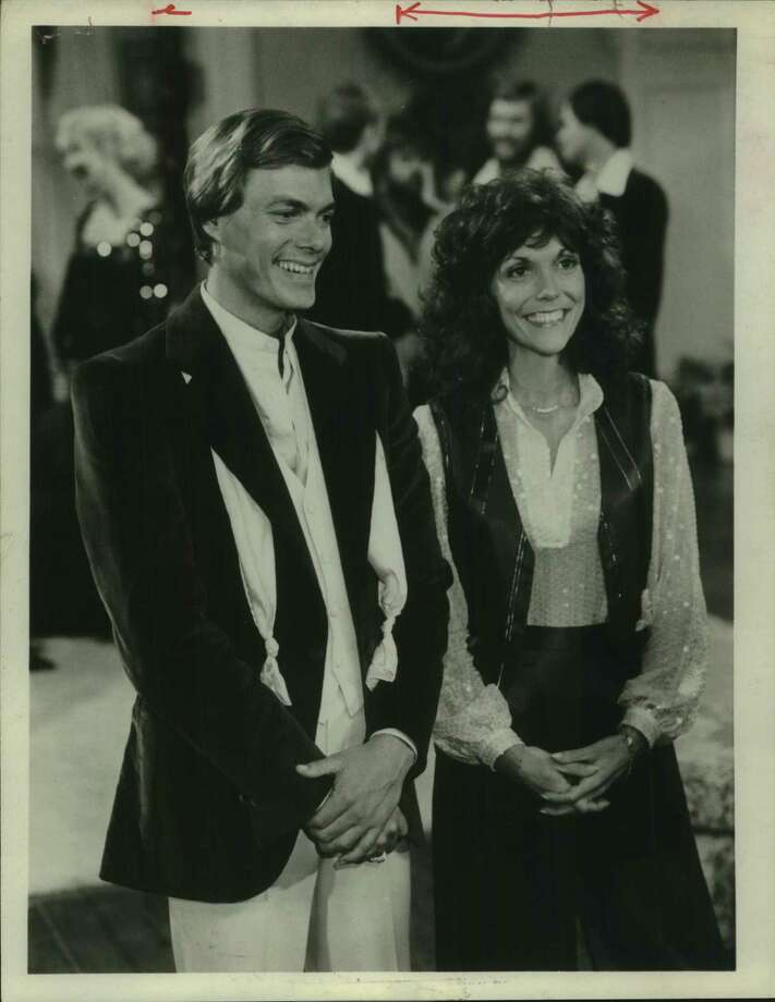 Karen and Richard Carpenter of The Carpenters Photo: File Photo / San Antonio Express-News