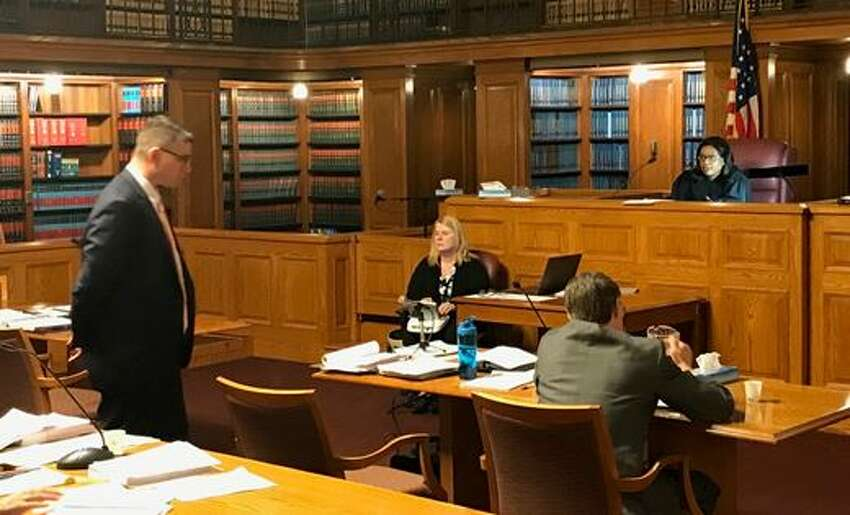 Lawyers for non-public schools and the state had squared off in court on Monday.