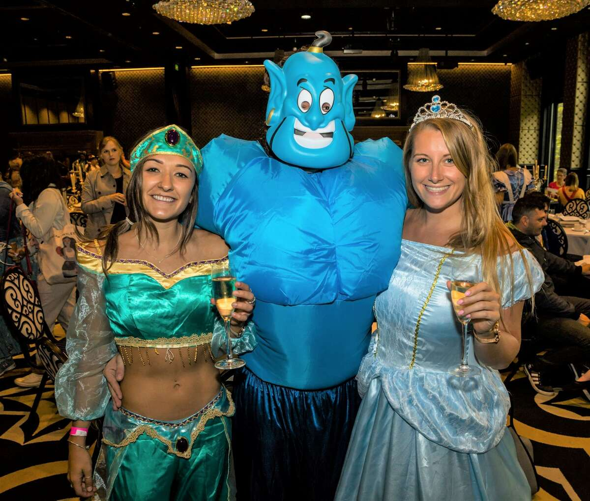 PHOTOS: A Disney inspired boozy sing-along brunch is coming to Houston. >>> Get an inside look of the event ...