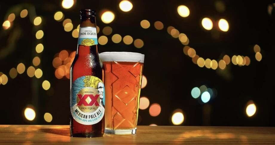 Fiestagoers can sample the new Dos Equis Mexican Pale Ale at Fiesta Fiesta tonight at Hemisfair. Photo: Dos Equis