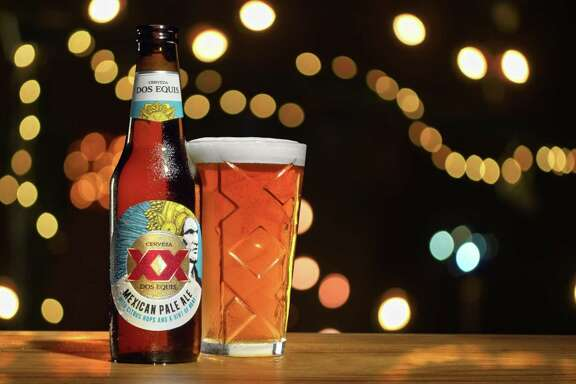 Fiestagoers can sample the new Dos Equis Mexican Pale Ale at Fiesta Fiesta tonight at Hemisfair.