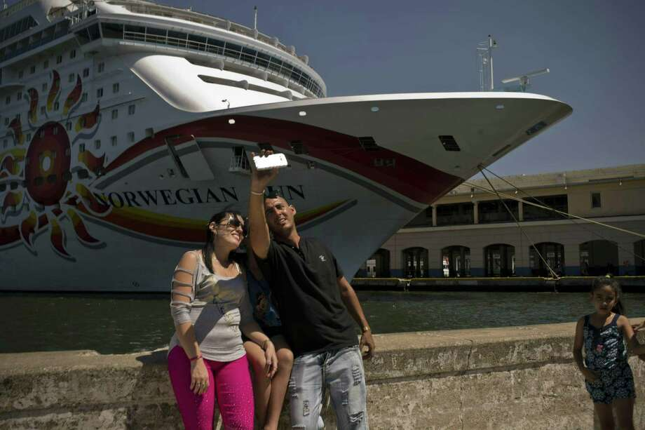 Care to cruise? Photo: Ramon Espinosa / Associated Press / Copyright 2019 The Associated Press. All rights reserved.