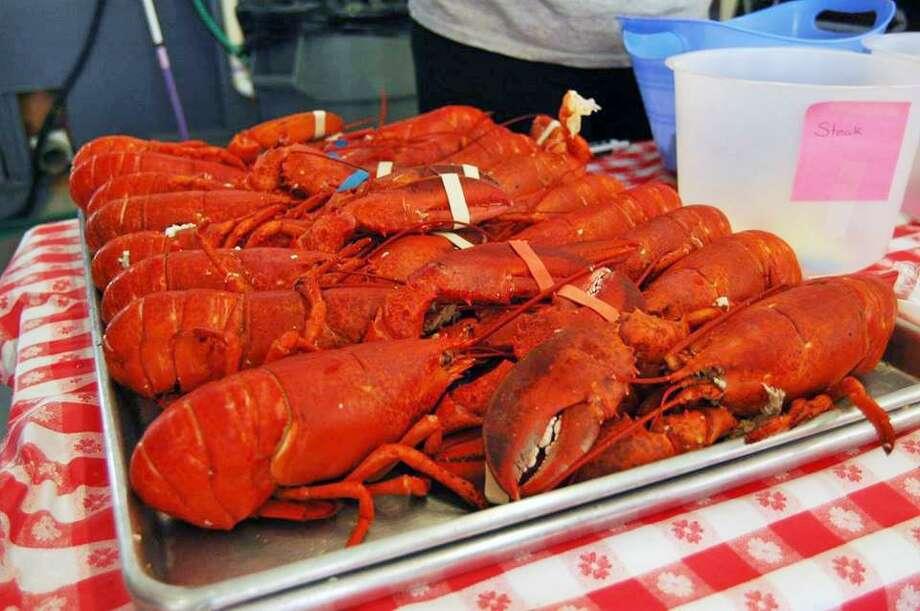 Sandy Hook Volunteer Fire & Rescue's LobsterFest returns for a 32nd year June 7-8, 2019. Photo: Sandy Hook Volunteer Fire & Rescue / Facebook