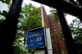 FILE — The Lexington Houses public housing complex in New York, May 19, 2015. The Department of Housing and Urban Development has proposed a rule intended to prevent immigrants who are in the country illegally from receiving federal housing assistance. (Sam Hodgson/The New York Times)