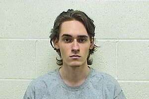 The arrest warrant for Jacob Butler, 20, of Highland Avenue in Torrington shows that he allegedly set fire to the wall of his neighbor's back porch on March 29.