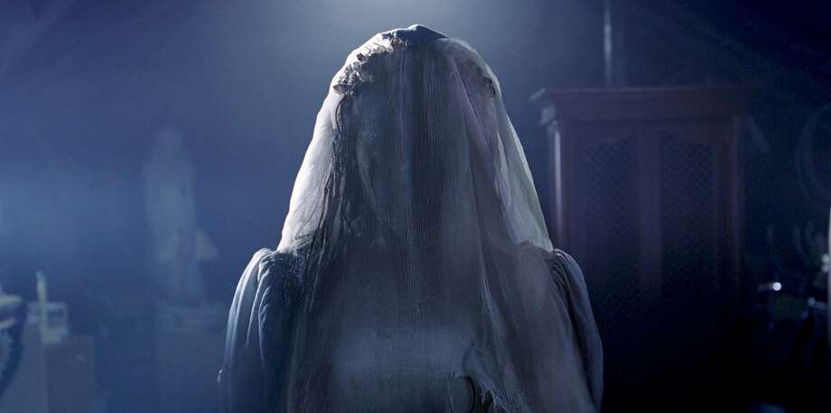 "This image released by Warner Bros. Pictures shows Marisol Ramirez in a scene from ""The Curse of La Llorona."" (Warner Bros. Pictures  via AP) Photo: Associated Press"