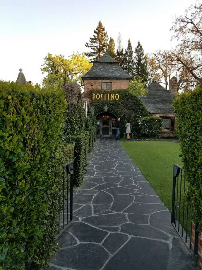 Postino in Lafayette, California. The restaurant caught on fire on Wednesday, April 17, 2019. Photo: Irene P./Yelp